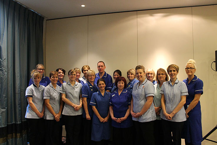 Nursing Team Leicester  – University Hospitals of Leicester