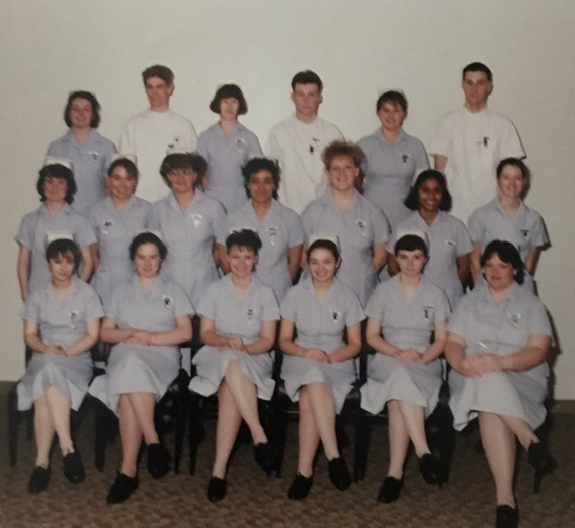 Stephen Wright Student Nurse Picture